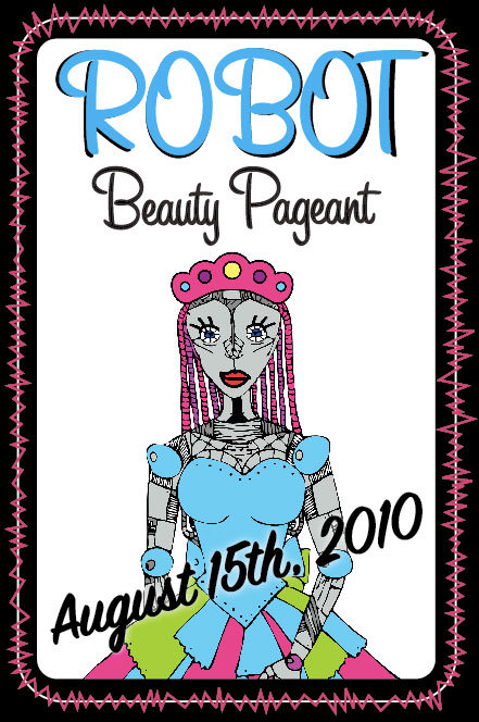 Robot Beauty